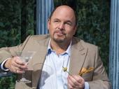 Jason Alexander as Barry Dragonetti in The Portuguese Kid.