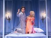 Pico Alexander as Freddie and Sherie Rene Scott as Atalanta in The Portuguese Kid.