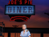 Desi Oakley as Jenna in the national tour of Waitress, photo by Joan Marcus