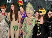 Hello, Dolly! headliner Bette Midler is the Queen of Halloween! We also spy her co-stars Kate Baldwin, Will Burton, Taylor Trensch, Melanie Moore, Jennifer Simard, Beanie Feldstein and Gavin Creel.