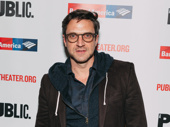 Four-time Tony nominee Raúl Esparza steps out.