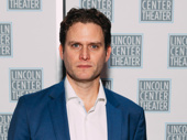 Junk star Steven Pasquale hits the red carpet.