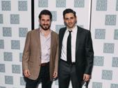 Junk's Matthew Saldivar and Charlie Semine get together.