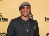 Hamilton Tony nominee and The Lion King alum Christopher Jackson hits the red carpet.
