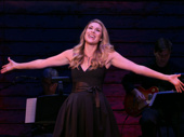 Siobhan Dillon belts it out onstage.(Photo: Alan Perlman for OMB)