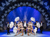 An American in Paris touring company