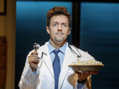 Jason Mraz as Dr. Pomatter in Waitress.