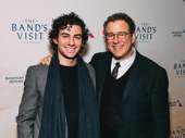 Director Michael Greif and his son Noah