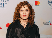 Broadway legend Bernadette Peters