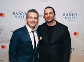 The Band's Visit's director David Cromer and scribe Itamar Moses
