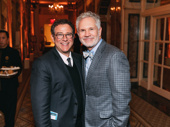 Michael Greif and Gerald McCullouch