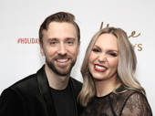 Home for the Holidays's Peter Hollens and his wife Evynne