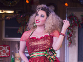 Lesli Margherita as Cindy Lou Who in Who's Holiday.