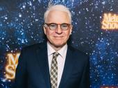 Meteor Shower scribe Steve Martin