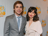 Sean Grandillo and Kimiko Glenn