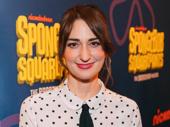Waitress composer and lyricist and SpongeBob SquarePants song contributor Sara Bareilles