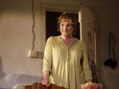 Deborah Findlay as Hazel in The Children.