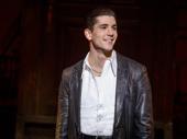Adam Kaplan as Calogero in A Bronx Tale.