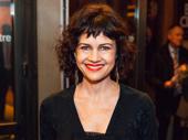 Broadway alum Carla Gugino hits the red carpet.
