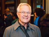 Tony-winning director Walter Bobbie steps out for opening night of John Lithgow: Stories By Heart.