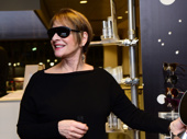 Yasss, queen! Tony winner Patti LuPone rocks some shades at the Grammy Gift Lounge.(Photo: Getty Images)