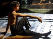 James Cusati-Moyer as Nijinsky in Fire and Air.