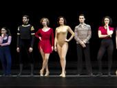 The touring company of A Chorus Line