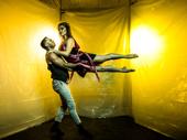 Michael Scirrotto & Robyn Hurder