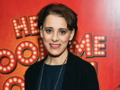 Four-time Tony nominee Judy Kuhn performed in City Center's Hey, Look Me Over! this past weekend.
