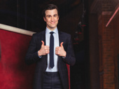 What do I need with love? More like what more do we need than Gavin Creel!