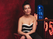 Thoroughly Modern Millie composer Jeanine Tesori gets glam.