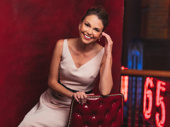 Thoroughly Modern Millie Tony winner Sutton Foster looks radiant.