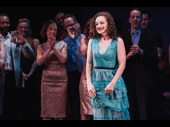 Broadway fave Megan McGinnis took on the role of Dorothy Brown for the reunion concert.