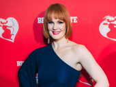 Hello, Dolly!'s Kate Baldwin is red carpet ready.