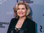 Amy and the Orphans' Debra Monk knows how to work a red carpet.