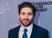 The Marvelous Mrs. Maisel's Michael Zegen has arrived.