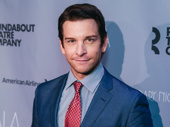 Three-time Tony nominee Andy Karl looks sharp.