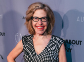 Broadway's Jackie Hoffman strikes a pose.