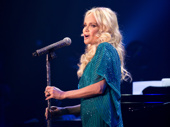 Broadway favorite Kristin Chenoweth performed at the Roundabout Gala.(Photo: Kelly Kollar)