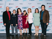 Congrats to the cast of Amy and the Orphans on their off-Broadway opening! See the play at the Laura Pels Theatre through April 22.