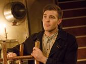 Billy Harrigan Tighe as Anthony in Sweeney Todd: Demon Barber of Fleet Street.