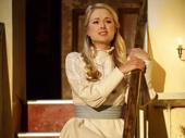 Delaney Westfall as Johanna in Sweeney Todd: Demon Barber of Fleet Street.
