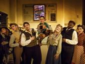 The cast of Sweeney Todd: Demon Barber of Fleet Street.