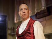 Thom Sesma as Sweeney Todd in Sweeney Todd: Demon Barber of Fleet Street.