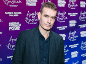 National Theatre Artistic Director Rufus Norris makes an appearance.