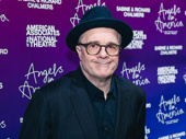 Angels in America star Nathan Lane steps out.