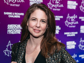 Robin Weigert played the Mormon Mother in HBO's Angels mini-series and the Angel in the 2010 off-Broadway production.