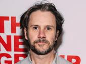 Broadway's Josh Hamilton steps out.