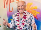 Escape to Margaritaville music man Jimmy Buffett has arrived.