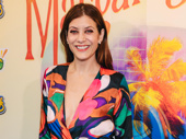 Stage and screen star Kate Walsh flashes a smile.